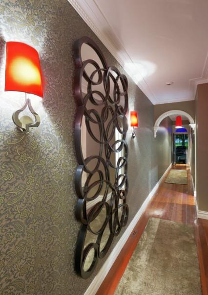 Hallway creative elements