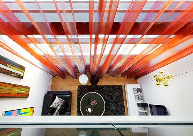 Loft style interior